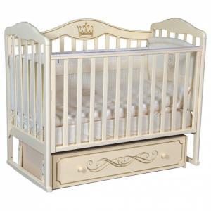 Детская кроватка  Helen 6 (универсальный маятник) Кедр