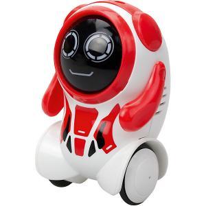 Интерактивный робот  Yсoo Покибот, красный Silverlit