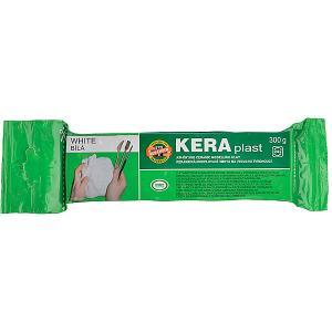 Глина для лепки KOH-I-NOOR Kerapkast 300 г, белая. Цвет: зеленый