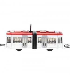 Масштабная модель  Городской трамвай 8.5 см Siku