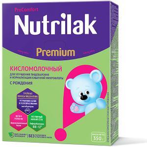 Молочная смесь  Premium Кисломолочный, с 0 мес, 350 г Nutrilak