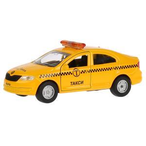 , Машина Skoda Rapid такси, 12см Технопарк