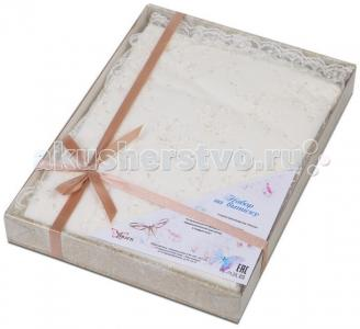 Комплект на выписку  Со стразами в подарочной упаковке Ifratti
