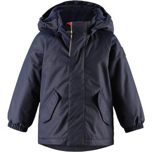 Куртка Olki  для мальчика Reima. Цвет: темно-синий