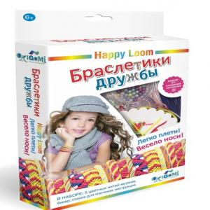Набор для творчества  Браслетики дружбы Happy Loom