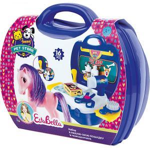 Игровой набор  Я люблю свою лошадку, в чемоданчике EstaBella