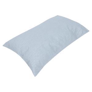 Подушка Горох на сером 40 х 60 см, цвет: серый Зайка Моя