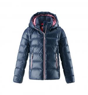 Куртка  Minna, цвет: синий Reima