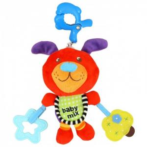 Подвесная игрушка  Собачка Baby Mix