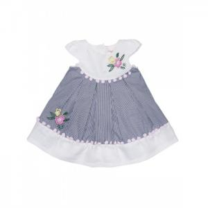 Платье короткий рукав 3049-1 Baby Rose