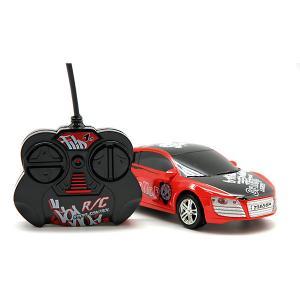 Машина на радиоуправлении  Автомобиль 1:24, красная Balbi. Цвет: разноцветный