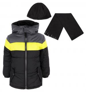 Куртка , цвет: серый/желтый iXTREME by Broadway kids