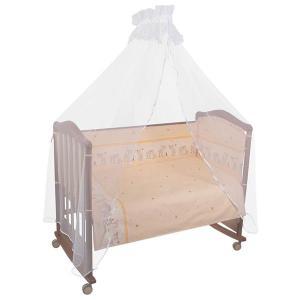 Комплект в кроватку Сонный гномик Оленята (7 предметов) Тайна Снов
