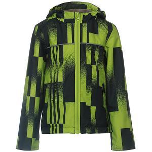 Демисезонная куртка JICCO BY OLDOS Ролан. Цвет: светло-зеленый