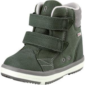 Ботинки  Patter Wash tec Reima. Цвет: светло-зеленый