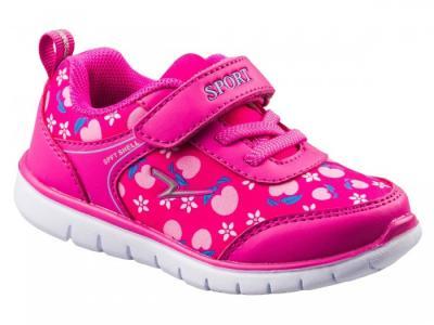 Кроссовки для девочки A-B27-22-C BiKi