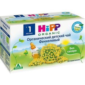 Детский чай  фенхель, с 1 мес HiPP