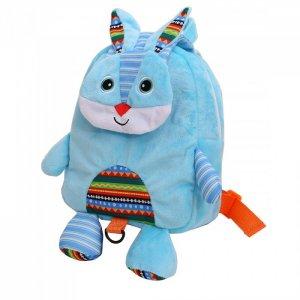 Рюкзачок Лесные друзья Брюс 24x20x8 см Biba Toys