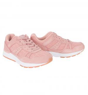 Кроссовки  Zeon, цвет: розовый Ascot