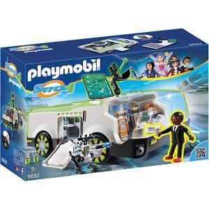 Конструктор Playmobil Супер 4 Техно Хамелеон с Джином PLAYMOBIL®