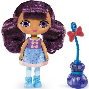 Кукла со светом и звуком Лавендер, 20 см, Маленькие волшебницы, Spin Master