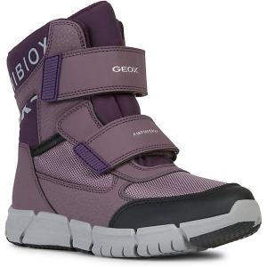 Ботинки Geox. Цвет: лиловый