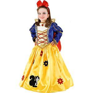 Карнавальный костюм  Спящая красавица для девочки Veneziano. Цвет: разноцветный