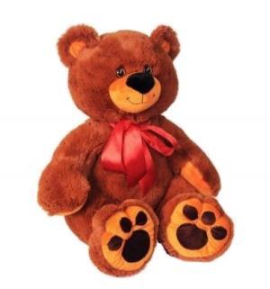 Мягкая игрушка  Медвежонок Захар 54 см цвет: коричневый СмолТойс