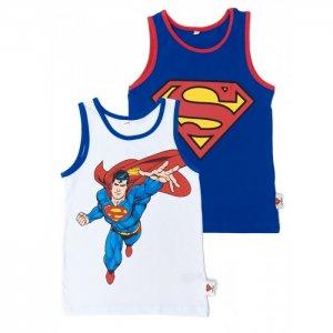 Комплект маек для мальчика КМ-2М20-S 2 шт. Superman