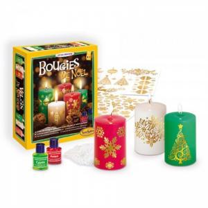 Набор для творчества Рождественские свечи SentoSpherE