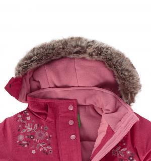 Комплект куртка/полукомбинезон , цвет: серый Peluchi&Tartine