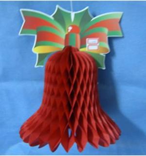 Подвеска  Декоративная Колокольчик 30 см Winter Wings