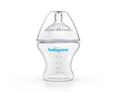 Бутылочка  Natural Nursing антиколиковая 180 мл BabyOno