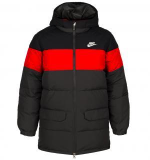 Куртка , цвет: красный/серый Nike