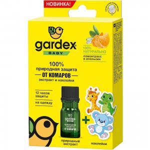Экстракт от комаров Природная защита,  Baby Gardex