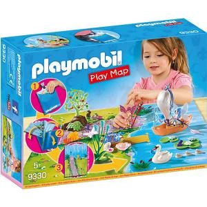 Игровой набор Playmobil Парк Феи PLAYMOBIL®