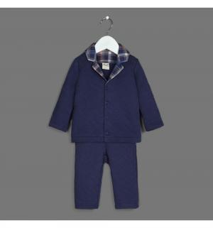 Комплект жакет/брюки  Ватсон, цвет: синий Ёмаё