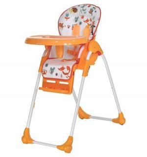 Стульчик для кормления  Forest Q35, цвет: Orange Everflo