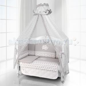Комплект в кроватку  Unico Smile 125х65 (6 предметов) Beatrice Bambini