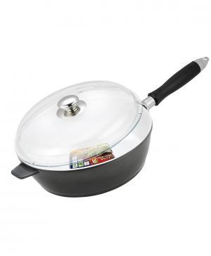Сковорода с крышкой, 24 см Vitesse