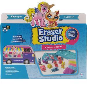 Набор для изготовления ластиков  Toys Eдинорог и друзья Diamant