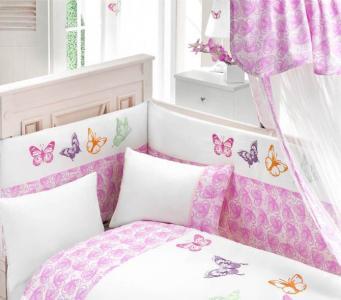 Балдахин для кроватки  Little Wings Bebe Luvicci