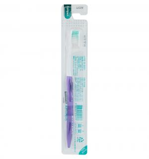 Зубная щетка  Systema Tartar компактная, цвет: сиреневый CJ Lion
