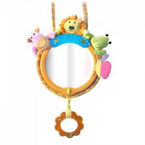 Подвесная игрушка  с зеркалом Мои друзья из Джунглей Biba Toys