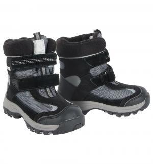 Ботинки  Kinos, цвет: черный Reima