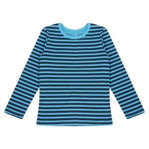 Джемпер  Морская, цвет: синий Leader Kids