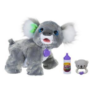 Интерактивная мягкая игрушка  Коала Кристи цвет: серый FurReal Friends