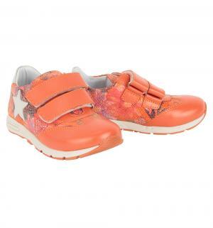 Кроссовки , цвет: оранжевый Dandino