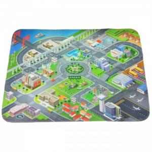 Игровой коврик  Город Teplokid