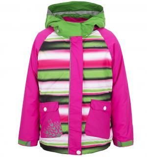 Куртка  Jenna, цвет: зеленый IcePeak